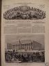 L' UNIVERS ILLUSTRE 1871 N 842 GRAND THEATRE DE BORDEAUX