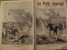 LE PETIT JOURNAL 1891 N 56 LES MASSACRES EN CHIONE, LES SUPPLICES