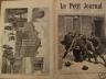 LE PETIT JOURNAL 1892 N° 73 L'ARRESTATION DE RAVACHOL