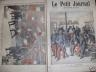 LE PETIT JOURNAL 1895 N 226 DUEL TRAGIQUE : LE CHATELLIER- HARRY ALIS