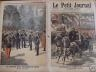LE PETIT JOURNAL 1897 N 355 LE PRESIDENT DE LA REPUBLIQUE EN RUSSIE