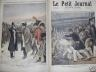LE PETIT JOURNAL 1894 N 199 LES ANARCHISTES RELEGUES, REVOLTE A BORD