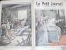 LE PETIT JOURNAL 1894 N 200 LA MORT DU COMTE DE PARIS A STOWE- HOUSE