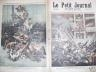 LE PETIT JOURNAL 1900 N 489 MUTINERIE D' INDO CHINOIS A L'EXPOSITION