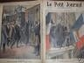 LE PETIT JOURNAL 1900 N 525 LE PRESIDENT KRÜGER A PARIS