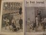 LE PETIT JOURNAL 1907 N 885 COMMENT ON TRAITE LES APACHES EN FRANCE