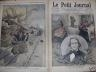 LE PETIT JOURNAL 1907 N 876 BARTHELEMY TIMONIER, LA MACHINE A COUDRE
