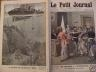 LE PETIT JOURNAL 1912 N 1122 CALLEMIN et CARROUY BANDITS ANARCHISTES
