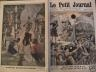 LE PETIT JOURNAL 1912 N 1118 L'ECLIPSE DE 1912 A PARIS