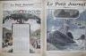LE PETIT JOURNAL 1923 N 1723 TANKS AMPHIBIES TRAVERSANT UNE RIVIERE