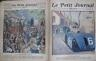 LE PETIT JOURNAL 1923 N 1699 LE GRAND PRIX DE L'AUTOMOBILE CLUB