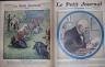 LE PETIT JOURNAL 1923 N 1695 LE JUBILE DE M. EDOUARD BRANLY