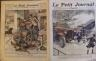 LE PETIT JOURNAL 1922 N 1649 UN PERE, EN AUTOMOBILE, ECRASE SON FILS