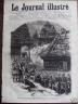 LE JOURNAL ILLUSTRE 1877 N 31 REGIMENT HONGROIS EN GALLICIE