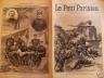 LE PETIT PARISIEN 1899 N 560 EVENEMENTS DU TRANSVAAL