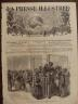 LA PRESSE ILLUSTREE 1870 N 151 PARIS L'EMPRUNT DES 750 MILLION
