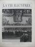 LA VIE ILLUSTREE 1899 N 15 PRESIDENTS A LA COUR DE CASSATION