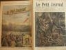 LE PETIT JOURNAL 1909 N 946 LE TUNNEL DE POUCH CORREZE