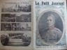 LE PETIT JOURNAL 1917 N 1393 LE GENERAL CURRIE