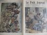 LE PETIT JOURNAL 1907 N 869 LE CRIME DE LA RUE LABORDE
