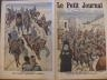LE PETIT JOURNAL 1913 N 1188 LA REPRESSION EN MACEDOINE
