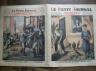 LE PETIT JOURNAL ILLUSTRE 1928N 1960 LE LANDRU DE MARSEILLE
