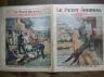 LE PETIT JOURNAL ILLUSTRE 1928 N 1969 UN SUICIDE ORIGINAL