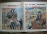 LE PETIT JOURNAL ILLUSTRE 1928 N 1971 M. JOURNET L' HOMME FORT
