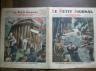LE PETIT JOURNAL ILLUSTRE 1928 N 1965 L' AVIATEUR JOSEPH THORET