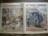 LE PETIT JOURNAL ILLUSTRE 1928 N 1966 ACCIDENT DE CAMION