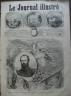 LE JOURNAL ILLUSTRE 1868 N 250 LE GENERAL ULYSSE GRANT