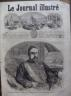 LE JOURNAL ILLUSTRE 1869 N 258 LE GRAND VIZIR FUAD PACHA
