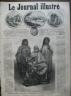 LE JOURNAL ILLUSTRE 1868 N 234 LA REINE MOHELI DES COMORES
