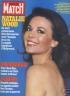 PARIS MATCH 1981 N°1698  MESRINE, SYLVIA JEANJACQUOT