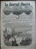 LE JOURNAL ILLUSTRE 1868 N 216 LE PRINCE NAPOLEON A BERLIN