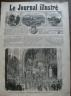 LE JOURNAL ILLUSTRE 1868 N 206 NEUVAINE DE SAINTE GENEVIEVE
