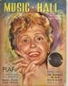 MUSIC HALL 1960 N 59 EDITH PIAF