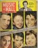 MUSIC HALL 1961 N 2 GEORGES BRASSENS - AZNAVOUR