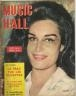 MUSIC HALL 1960 N 63 DALIDA - JACQUELINE BOYER