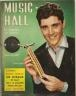 MUSIC HALL 1960 N 60 SACHA DISTEL - SIMONE LANGLOIS