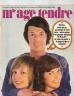 Mlle AGE TENDRE 1970 N 62 FRANCE GALL - JULIEN CLERC