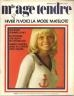 Mlle AGE TENDRE 1971 n 84 FRANCE GALL - LES BEATLES