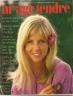 Mlle AGE TENDRE 1969 N 59 FRANCE GALL - SYLVIE ET JOHNNY