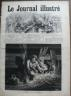 LE JOURNAL ILLUSTRE 1874 N 42 INCEDIE DE L' USINE HERZ