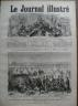 LE JOURNAL ILLUSTRE 1874 N 36 et 37 SPECIAL PARIS