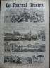 LE JOURNAL ILLUSTRE 1874 N 35 VOYAGE DU PRESIDENT MAC MAHON