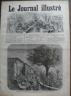 LE JOURNAL ILLUSTRE 1874 N 39 PROCES DE L' EVASION BAZAINE