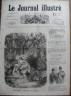 LE JOURNAL ILLUSTRE 1874 N 25 COMPOSITION DE : EUGENE DESJOBERT