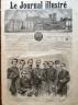 LE JOURNAL ILLUSTRE 1864 N 45 LES OFFICIERS DE LA