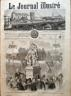 LE JOURNAL ILLUSTRE 1864 N 42 INAUGURATION DE LA STATUE DE DAUBENTON, A PARIS